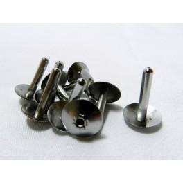 Set 10 bucati-Suport de moxa pentru ac - simplu (M35)