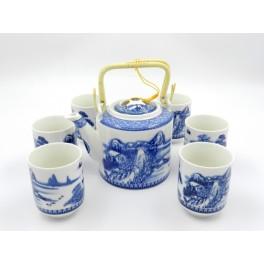 Set de Ceai Song-Peisaj (cod B12-1)