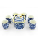 Song tea set - Flower (code B12-2)