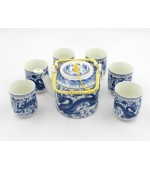 Song tea set - Dragon (code B12-3)