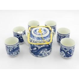 Set ceai Song - Dragon (cod B12-3)