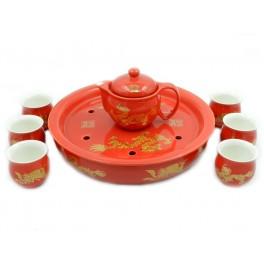 Set ceai - Rosu (cod B55-2)