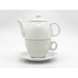 Set ceainic cu ceasca 2 in 1 (cod B27)