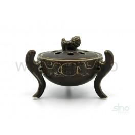 Arzator conuri parfumate cu caine Fu (cod F99)