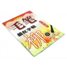 Caiet caligrafie chineza - 46 file (cod B89)
