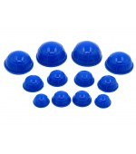 Set of 12 rubber suction cups (code V20)