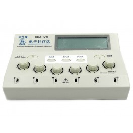Electronic Acupuncture Treatment Instrument SDZ - IV 6 outputs (code E29)