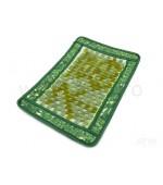Jade pillow cover, 154 stones (code R92)