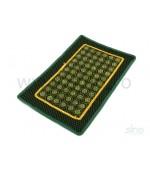 Jade pillow cover, 66 stones (code R94)