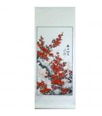 Pictura chinezeasca - Cires (cod B71-2)