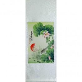 Pictura chinezeasca - Doi pesti (cod B71-4)
