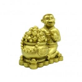 Figurina Maimuta cu sacul abundentei (cod F125)