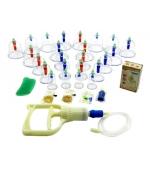 Ventuze plastic cu magneti si pompa (cod V03-1)