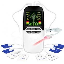 Aparat digital Jing Yao - fizioterapie prin electrostimulare cu electrozi (cod E34-1)