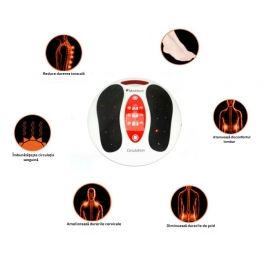 Dispozitiv cu impulsuri electromagnetice pentru stimularea circulatiei sangelui - Meditech (cod E31-2)