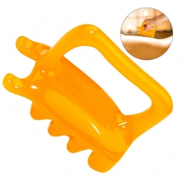 """Dispozitiv masaj """"Capra"""" din ceara de albine (cod R98)"""