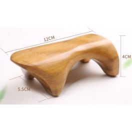 Dispozitiv masaj Caine din lemn de camfor (cod R49)