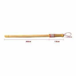 Massage bamboo broom (code R62)