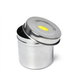 Round box for medical instruments (code T20)