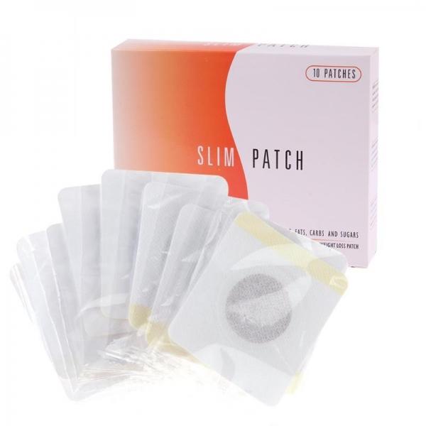 plasturi de slabit slim patch)
