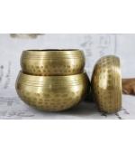 Set  boluri terapeutice tibetane- lucrate manual din 7 metale (cod F01)
