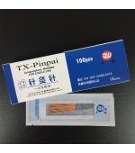 Ace acupunctura cu maner din cupru Tianxie (cod A05)