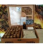 Set ventuze bambus  pentru sangerare si gua sha (cod V17)