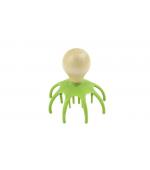 Dispozitiv  manual pentru masajul scalpului (cod R126)