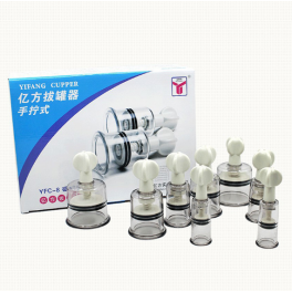 Twist-on suction cups (code V07)