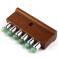 Dispozitiv din jad pentru Gua Sha, masaj Deep Tissue, terapia Trigger Points (cod R128)