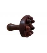 Dispozitiv din lemn pentru masaj anticelulitic si presopunctura (cod R129)