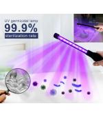 Sterilizator portabil, lampa tip bagheta UVC, pentru orice suprafata (cod E27