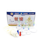 Ventuze plastic cu magneti si pompa (cod V03-2)