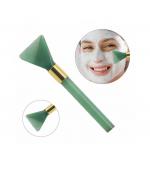 Paleta din jad, scraping, ideala pe aplicarea cremelor, serurilor si mastilor faciale (cod R141)
