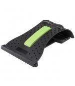Dispozitiv Back Relax, reglabil pentru indreptarea coloanei cervicale, strech cervical, cu 3 magneti - VERDE (cod T54-1MC)