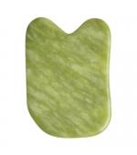 Piatra Gua Sha, din jad, pentru masaj facial (cod G19)