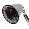 Lampa infrarosu cu brat articulat, cu baza rotabila, cu un cap (cod L10)