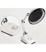 Lampa TDP, cu brat articulat, cu un cap - de birou (cod L01)