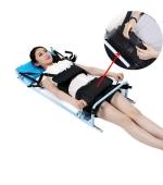 Aparat mecanic pentru elongatie cervicala si lombara, portabil (codT02)