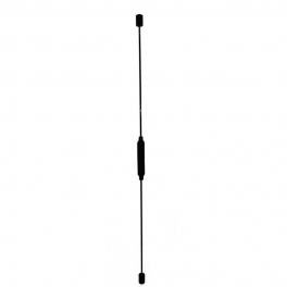 Dispozitiv tonifiere, fitness, multifunctional, Flexi Bar, 160 cm, negru