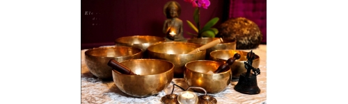 Boluri tibetane din metal