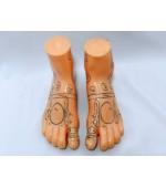 Model studiu reflexoterapie si masaj - picioare (cod S03)