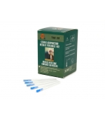 Acupuncture needles with guide tube (code A02)