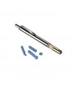 Injector ace de sangerare LANCETS,  cu 5 capete de protectie din plastic (cod A19)
