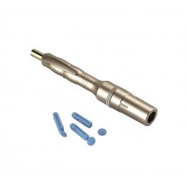 Injector ace sangerare cu trei capete Lancet (A33)