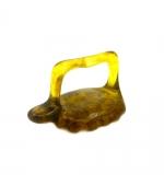 Dispozitiv masaj Testoasa din ceara de albine (cod R39-1)