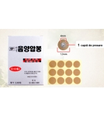 Plasturi pentru presopunctura Yang(cod P05)