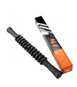Roller masaj stick cu 13 role negre (cod R125-3)