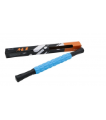 Roller masaj stick cu 9 role albastre (cod R124-2)