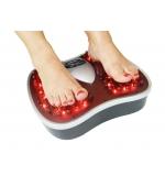 Dispozitiv pentru masajul picioarelor cu vibratii si infrarosu ( Cod E31-1)